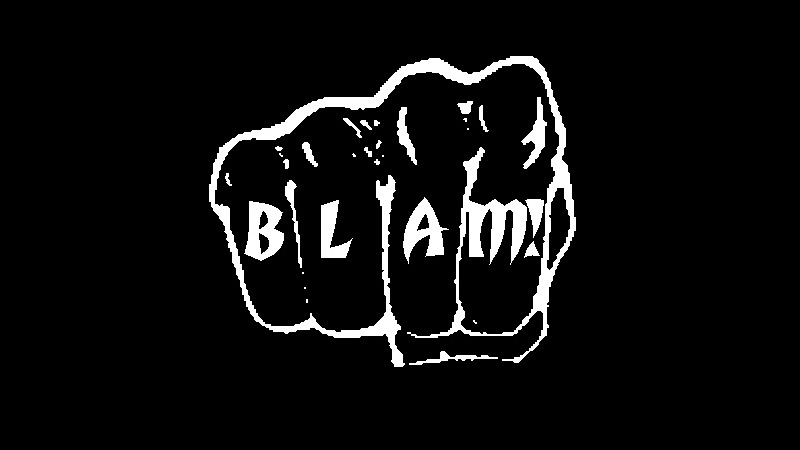 BLAM! fist from BLAM! 1